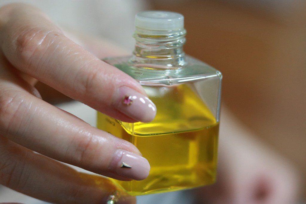 虫よけ用の液体