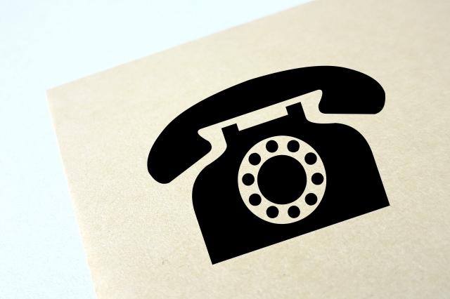 電話マーク