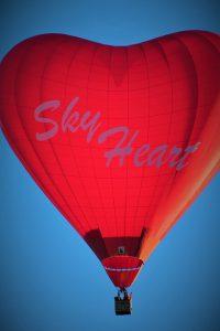 アルバカーキの熱気球フィエスタ