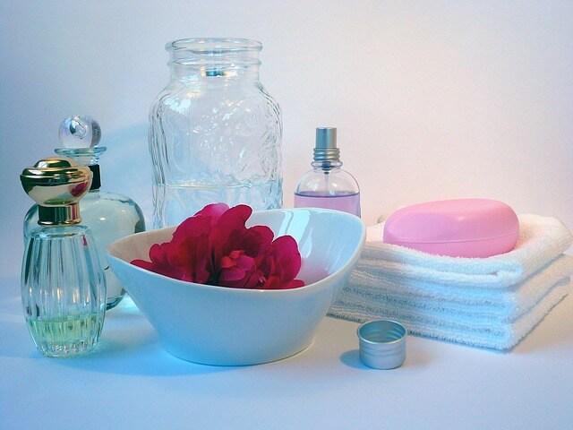 お風呂と石鹸