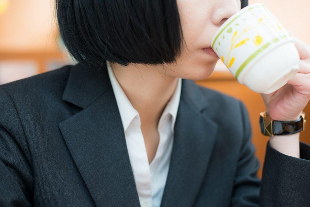 コーヒーを頼む優しさ