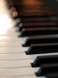 恋愛から離れて趣味で始めたピアノ