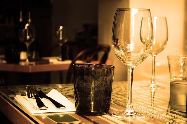 初デートのディナー場所