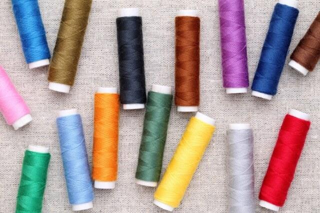 スキマ時間に始めた裁縫