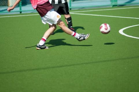 サッカーサークルの活動