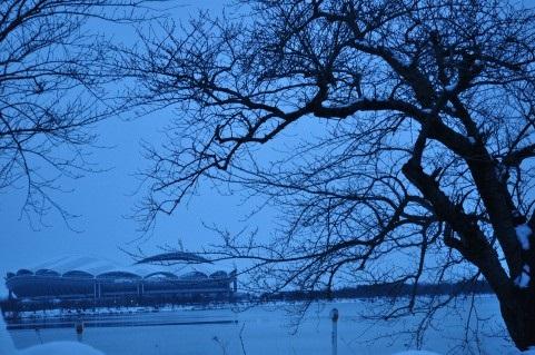 冬の日のデート場所