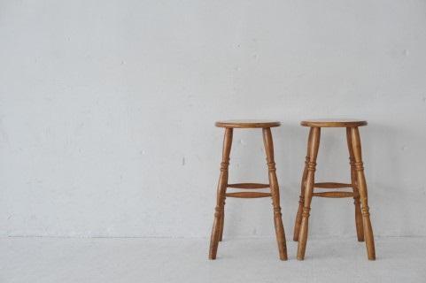 横並びの椅子
