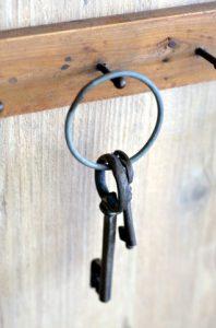 交際していた時の部屋の合い鍵