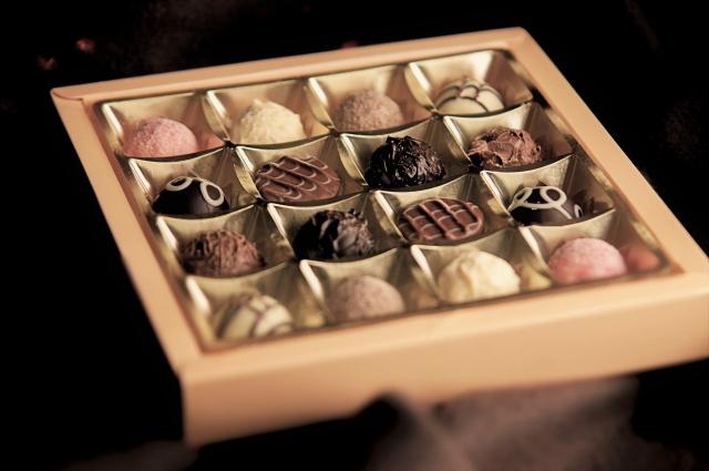 高級なチョコレート
