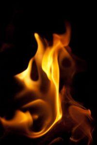 燃え上がる思い