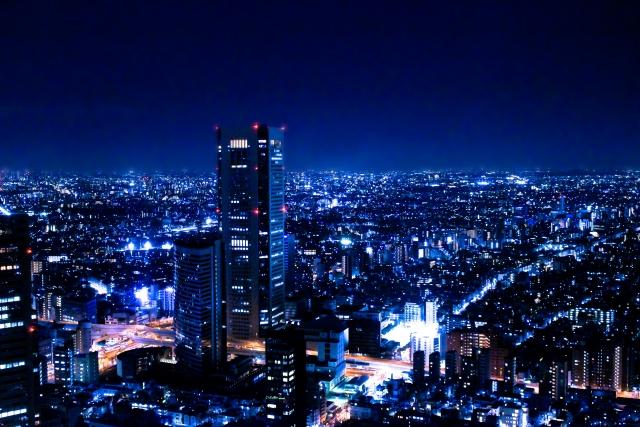 気合の入った夜景の見えるデート場所