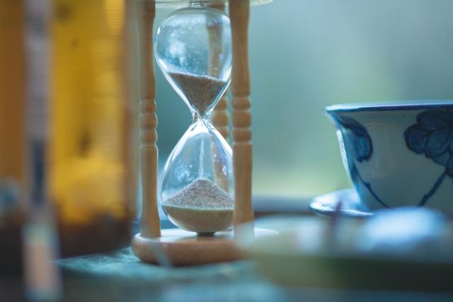 変化を待つ時間