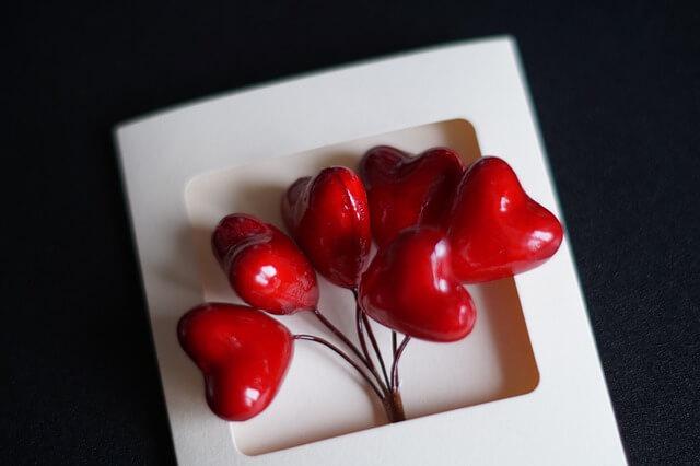 手作りバレンタインプレゼント