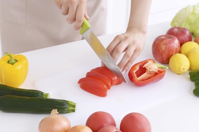 野菜を切るなどできそうな家事