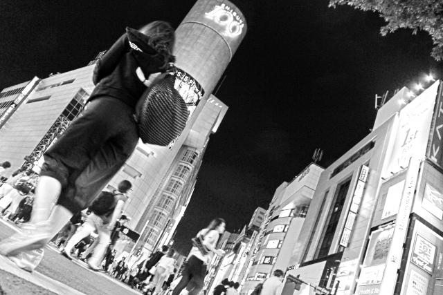 ドタキャンされた渋谷デート
