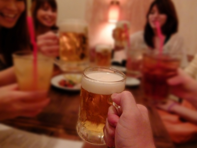 自由な飲み会