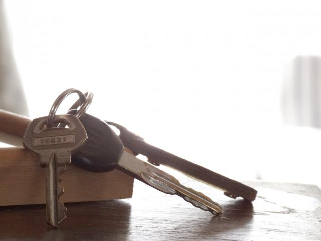 彼の家の合鍵