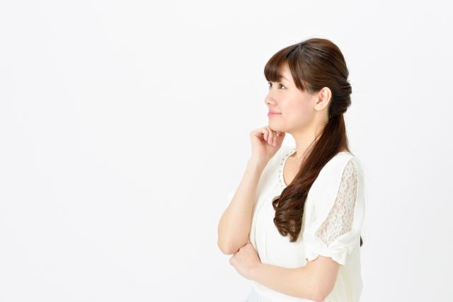 恋愛をポジティブに考える女性