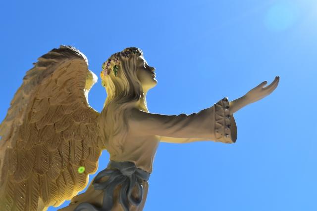 幸運を呼ぶ天使