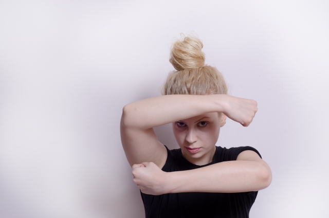 自己防衛意識が強い女性