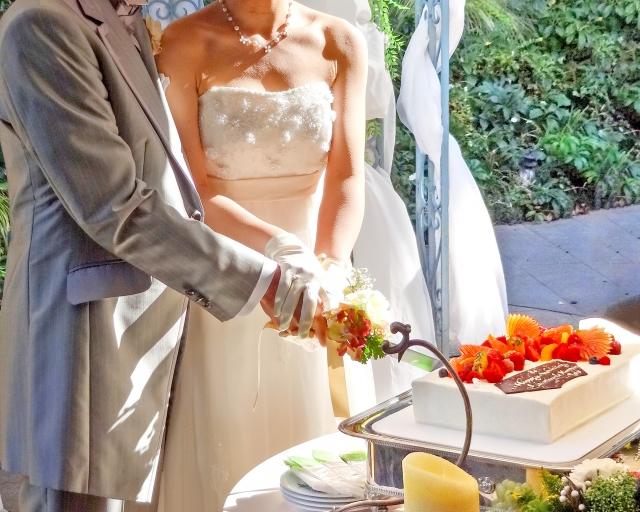 友人の結婚