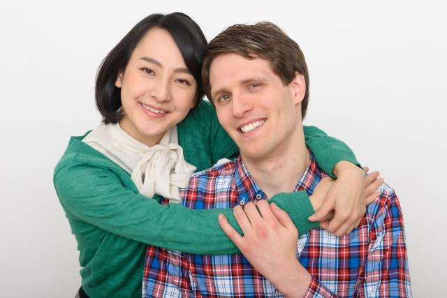 国際結婚を望むカップル