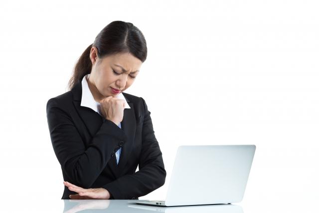 共働きに悩む女性