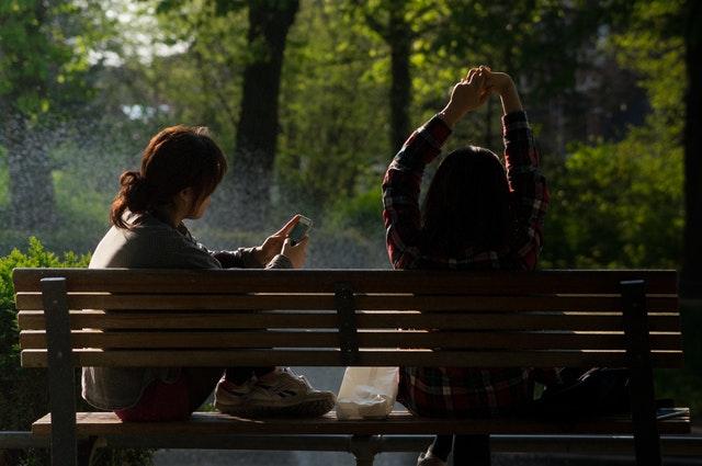 恋愛経験豊富な友人への相談
