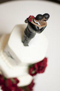 一区切りの結婚