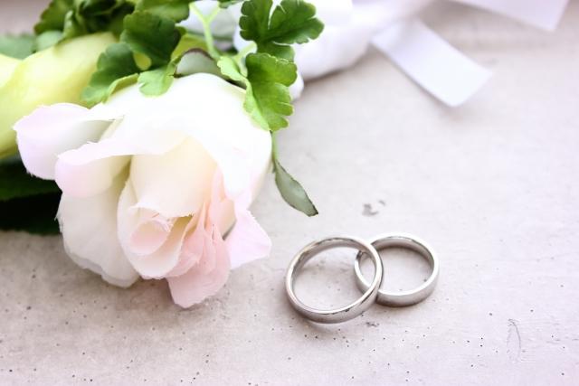 結婚指輪の費用