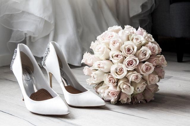 晴れやかな結婚式