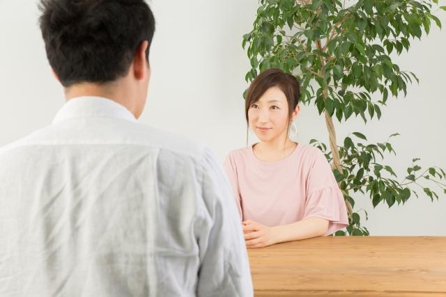夫婦で話し合う時間