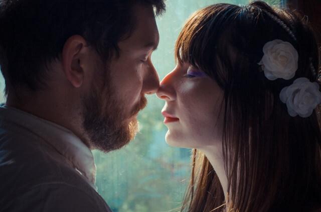 キスすることで高まる彼への愛