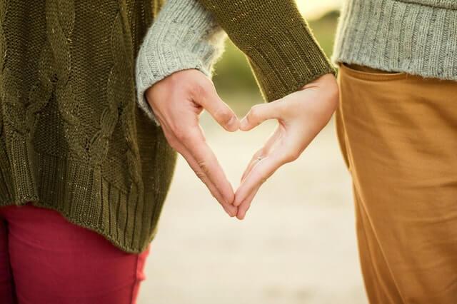 対等な恋愛関係