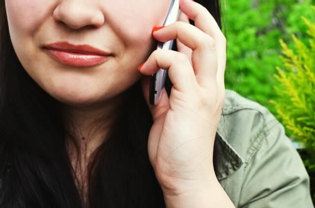 付き合う前より連絡を減らす女性
