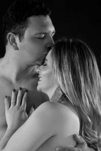 性欲の始まりのキス