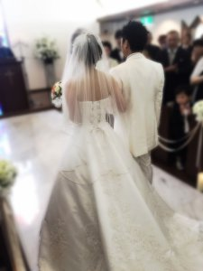 現実的な結婚式のプラン