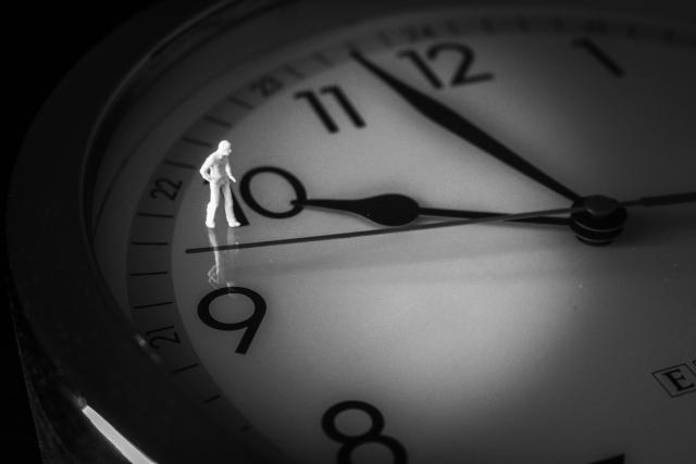 交際前の時間をかける女性