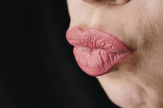 別れ際のキス