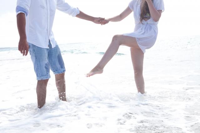 恋愛を楽しむカップル
