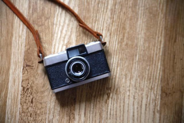 結婚式場撮影用のカメラ