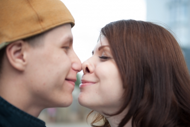 キスの頻度はカップルごとに異なるもの