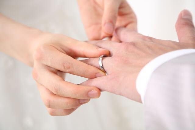 結婚は日常