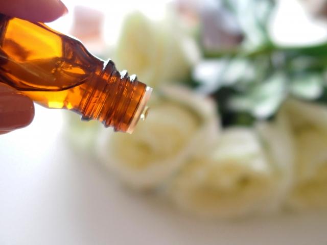 女性を意識させる良い香り