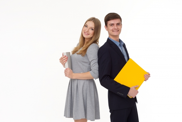 学生時代から交際をする男女