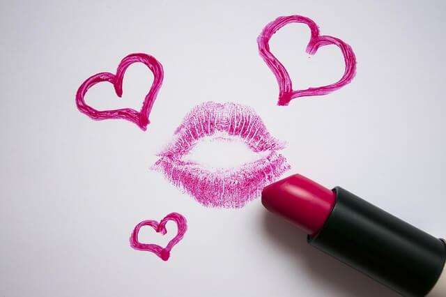 キスして欲しいサイン