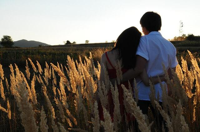 デートの別れ際のキス