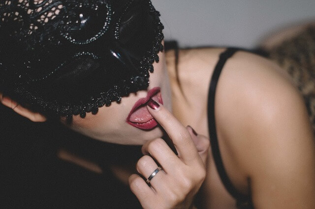 唾液や舌の絡みが嫌いな女性