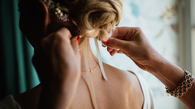 婚活パーティー参加女性の髪型