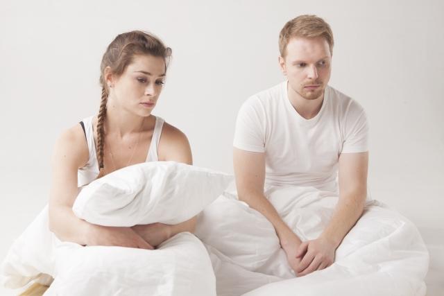 肉体的に不衛生さを感じる女性
